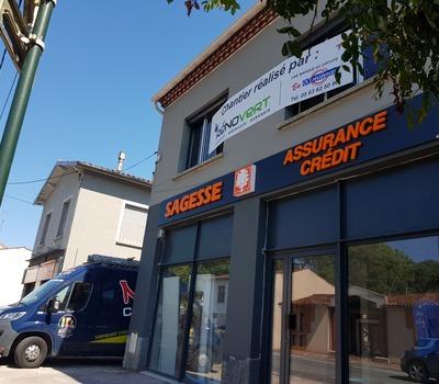 Faites créer votre enseigne publicitaire à Toulouse.