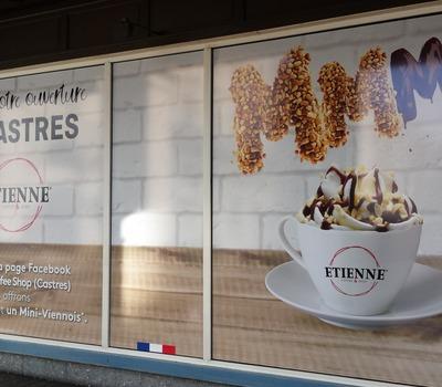 Impression de stickers auto collant à Rodez